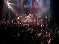 """Face to Face """"Disconnected"""" (live)"""