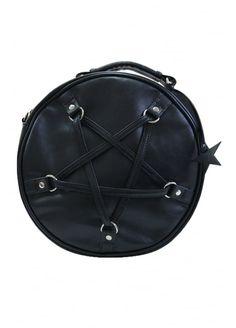 Banned Apparel Time Travel Handbag | Attitude Clothing