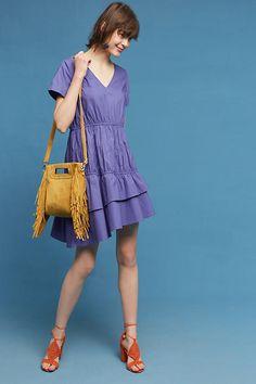 Slide View: 1: Amparo Poplin Dress