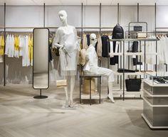 La flagship store de Modissa en Zurich, elegancia intemporal por el estudio Matteo Thun