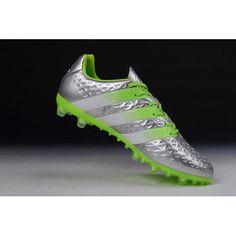 fa37cd033 Adidas ACE - Beste 2017 Adidas ACE 15.1 FG Silber Fußballschuhe