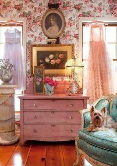dusty rose cottage