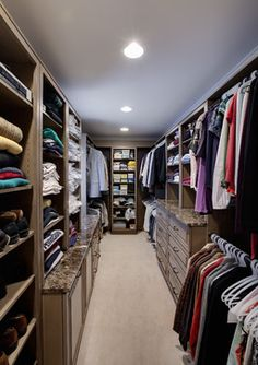 Walk-in Closet Design Ideas, Pictures, Remodel, and Decor - page 2