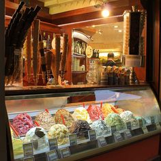 Best ice creams in Rome | What to taste in Rome | ItalianNotes.com