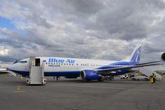 blogdetravel: 23 de rute noi lansate de Blue Air în orarul de va... Blue Air, Bari, Aircraft, Commercial, Aviation, Plane, Airplanes, Airplane