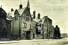1889 - Alexandra College, Earlsfort Terrace, Dublin