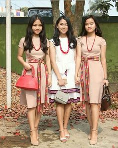Traditional Dresses Designs, Traditional Wedding Dresses, Traditional Outfits, African Fashion, Indian Fashion, Myanmar Traditional Dress, Sunday Dress, Neckline Designs, Kids Wardrobe