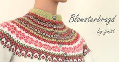 Nå har jeg lagt mønsteret på Blomsterbragd ut til salgs her på bloggen (under fanen Mine Strikkemønstre ) og på Ravelry . Kofte ...