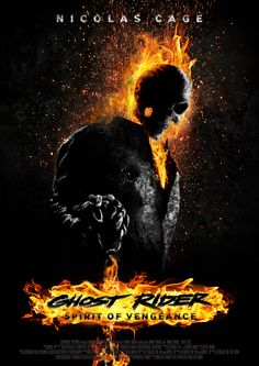 Watch->> Ghost Rider: Spirit of Vengeance 2011 Full - Movie Online Ghost Rider 2, Ghost Rider Marvel, Spirit Of Vengeance, Comic Book Superheroes, Nicolas Cage, Airbrush Art, Comic Page, American Comics, Gods And Goddesses