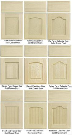 cabinet door styles love the flat panel simple square door style