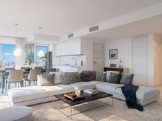 Estepona apartment for sale € 283,000 | Reference: 6517900 3 Bedroom Apartment, Find Property, Apartments For Sale, Malaga, Contemporary Design, Spain, Luxury, Live, Places