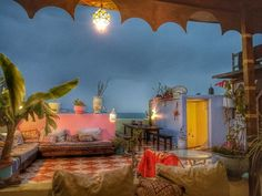 Thousand Star Retreat @ Amayour Surf Hostel Taghazout