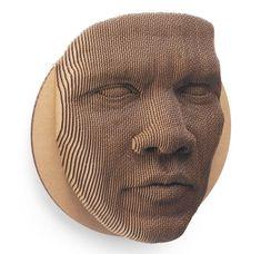 Fabrica puzzles 3D con el corte láser. Escaner 3D y corte láser