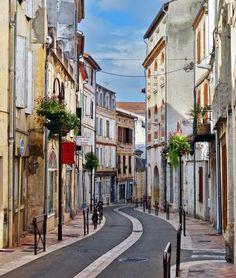 AGEN - Carte plan hotel ville d'Agen 47000 - Cartes France.fr