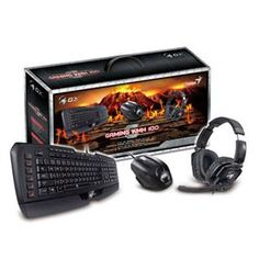 Genius USA<br / />GX Gaming 3 in 1 combo