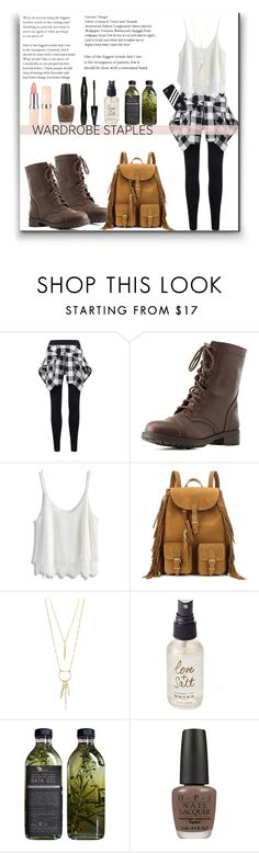 """Wardrobe Staples : Leggings"" by queenkhushi ❤ liked on Polyvore featuring Charlotte Russe, Chicwish, Yves Saint Laurent, Stella & Dot, Lancôme, Olivine, AMBRE, OPI, adidas and Leggings"