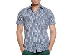 TOG Cotton Half Sleeves Casual Wear Shirt For Men