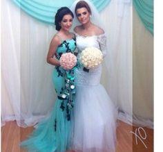 Gorgeous brides mades Dress