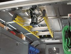 Jet Rack™ Step Ladder Storage System