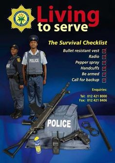 South African Police Service - live to serve Apartheid, Criminal Minds, Police Cars, Law Enforcement, Cops, Investigations, Public, African, Training