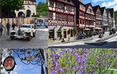 Die Schöne am Main - Ochsenfurts Altstadt  ... #twowomo #ochsenfurt #franken #weinland #main