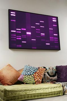For the science nerd in me! Personal DNA portraits, pictures, prints and paintings as art @ Arte Dna, Dna Art, Science Art, Forensic Science, Life Science, Art Forms, Artsy Fartsy, House Design, Wall Art