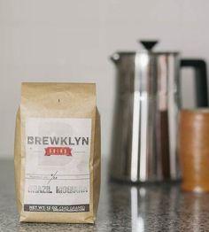 Brewklyn Coffee 3-Pack - Brazil Mogiana, Ethiopia Sidamo, Sumatra Mandheling by Brewklyn Grind on Scoutmob Shoppe
