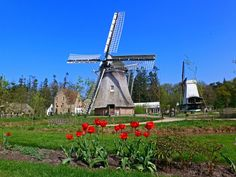 The Netherlands Open Air Museum (Dutch: Nederlands Openluchtmuseum) is an open air museum and park located near Arnhem with antique houses, farms and factories from different parts of the Netherlands.