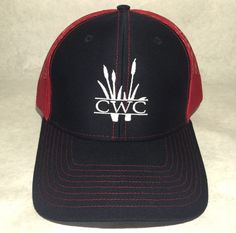 New trucker hats available online! Coastal Wetlands Collection
