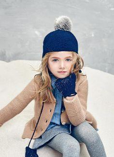 Nellystella Patti Hat in Midnight Blue - N15F600 – Hello Alyss - Designer Children's Fashion Boutique
