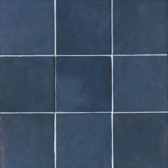 Bedrosians Cloe Blue x Glossy Ceramic Wall Tile at Lowe's. The Cloe collection is a hand crafted artisan style ceramic wall tile. Ceramic Mosaic Tile, Ceramic Subway Tile, Glazed Ceramic, Shower Floor, Tile Floor, Shower Walls, Dog Shower, Patio Tiles, Blue Tiles