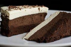 Δροσερό γλυκό τριπλής σοκολάτας - Daddy-Cool.gr