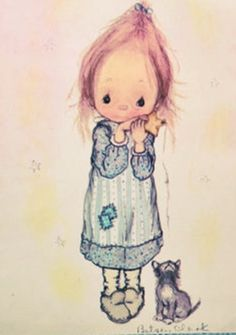 Heavens To Betsy, Art Fantaisiste, Clark Art, Happy Images, Holly Hobbie, Whimsical Art, Photos, Pictures, Illustration