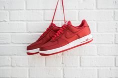 huge selection of 837da b67a2 A Perforated Nike Air Force 1 Low Just Released Damskie Nike, Buty Nike  Free,