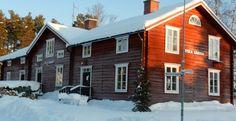 Beautiful swedish house