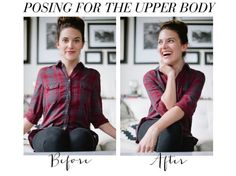 How To Pose Others & Yourself To Look Your Best http://www.slrlounge.com/how-to-pose-others-yourself-to-look-your-best/