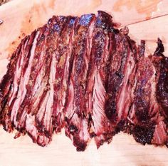 This is a great work day, crock pot meal! I found this Flank Steak recipe from The Mrs with the Dishes .         It's very easy. Here are...