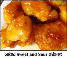 Sweet N Sour Sauce for Meatballs and Wings Recipe from The Chinese Kitchen
