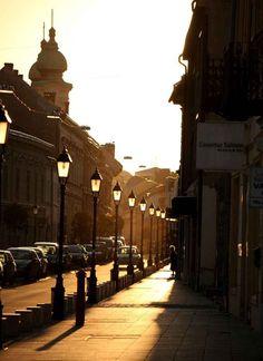 #Pécs, #Királyutca