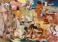 Cecily Brown - Untitled. Art Experience:NYC http://www.artexperiencenyc.com/social_login