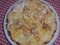 """Hned"" jablečný (hruškový) koláč Sweet Recipes, Macaroni And Cheese, Pancakes, French Toast, Cooking Recipes, Pie, Pudding, Breakfast, Ethnic Recipes"