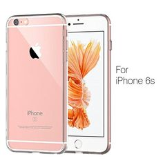 iPhone 6S Case Clear Silicone Gel Cover free screen protector BY DN-TECHNOLOGY® (IPHONE 6S, CLEAR GEL CASE) D & N http://www.amazon.co.uk/dp/B014QVVWGO/ref=cm_sw_r_pi_dp_pz6awb008JTHG