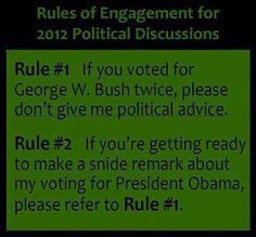 Obama Rules!