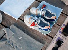 The New Balance 999 from Concepts is a True Boat Shoe #shoes #footwear trendhunter.com