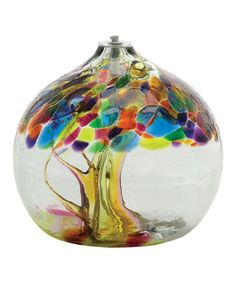 Look at this #zulilyfind! Tree of Summer Oil Lamp #zulilyfinds