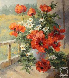 Chernova Tatiana. Summer bouquet