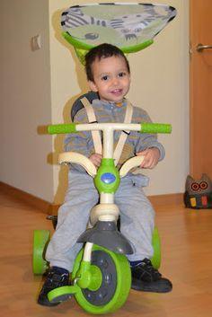 Alvaro, 2 años, España