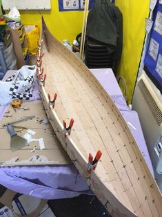If you love to work with your hands, have basic carpentry skills and love the water, you should consider building your own boat. Building your own boat can save you lots of money. Wooden Boat Building, Wooden Boat Plans, Boat Building Plans, Small Canoe, Small Boats, Plywood Boat, Wood Boats, Rc Boot, Canoe Plans