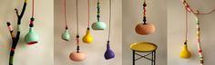 Suspension Loupiote, Collection Objets Trouvés, web shop : http://www.boutiqueobjetstrouves.fr/objets-pour-%C3%A9clairer/suspensions-loupiotes/  lampe, Suspensions luminaires designs - boutique objets trouves