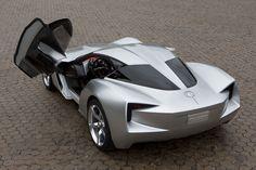 corvette stingray concept 2 at Corvette Stingray Concept 50th Anniversary